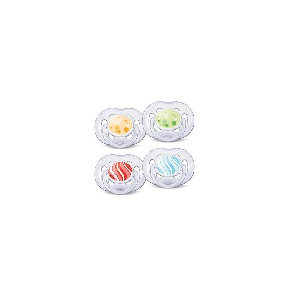 Philips Avent Freeflow Silikon Emzik 0/6 Ay 2'Li