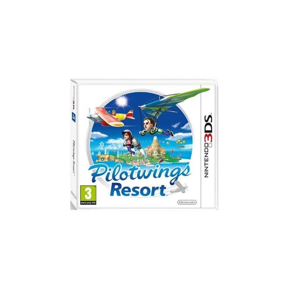 Pilotwings Resort DS