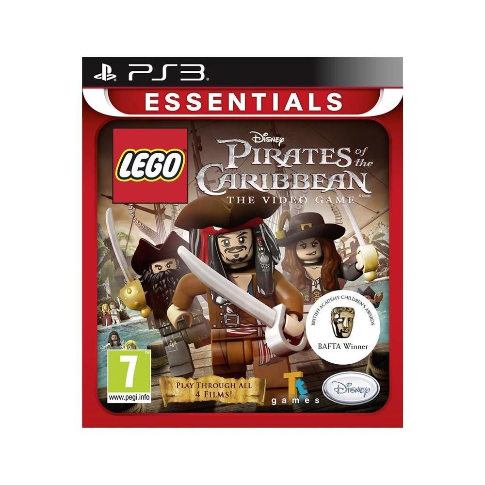 Pirates Of Caribbean At The World's End PS3 Oyunu