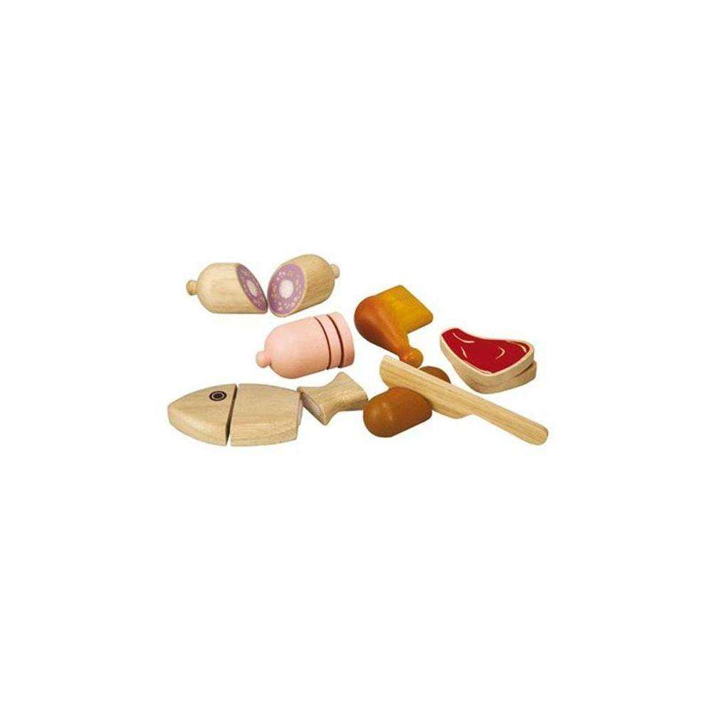 Plan Toys 3457-Meat Set