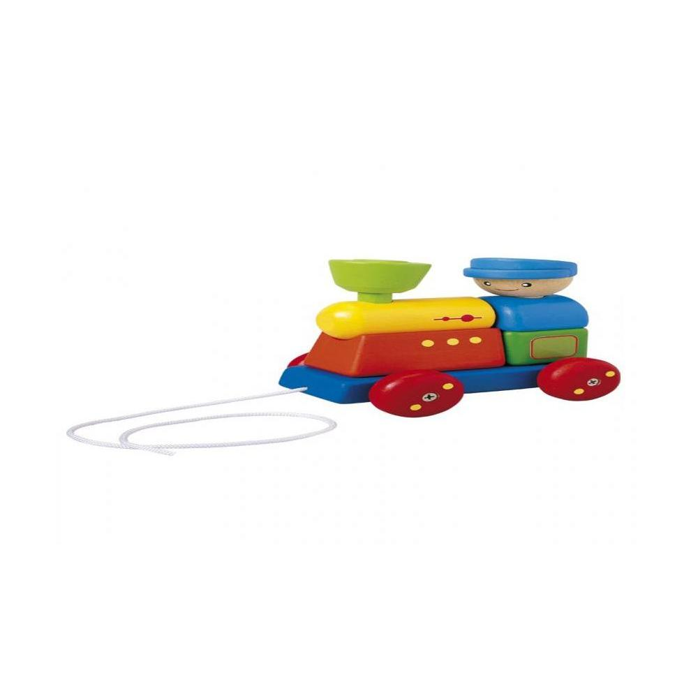 Plan Toys 51190-Sorting Train