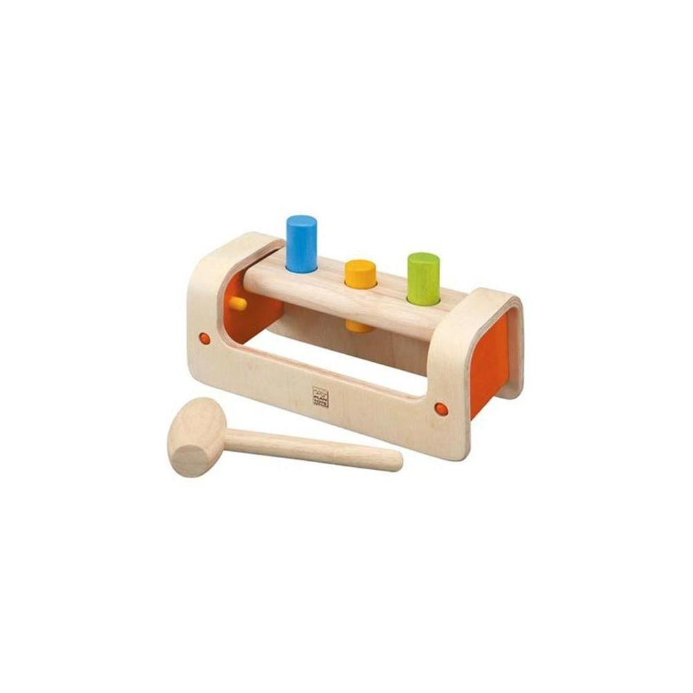 Plan Toys 53500-Pounding Bench