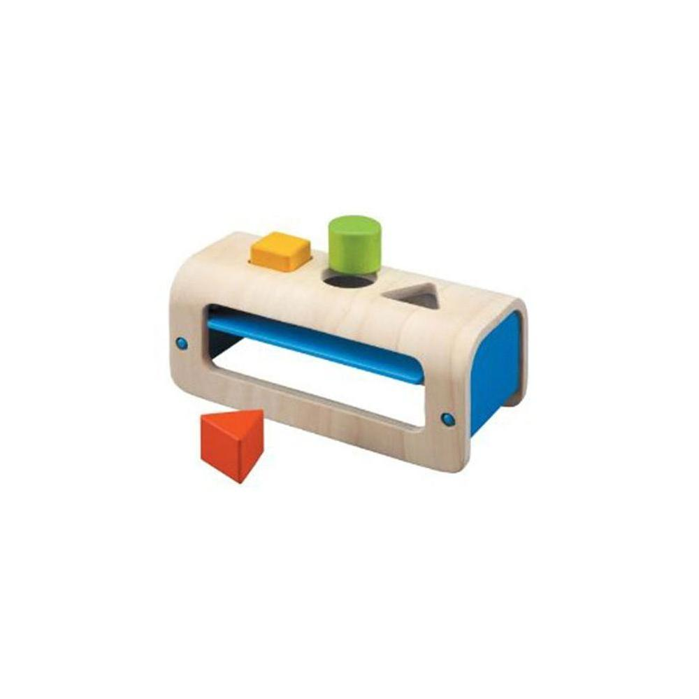 Plan Toys 5352-Shape and Sort