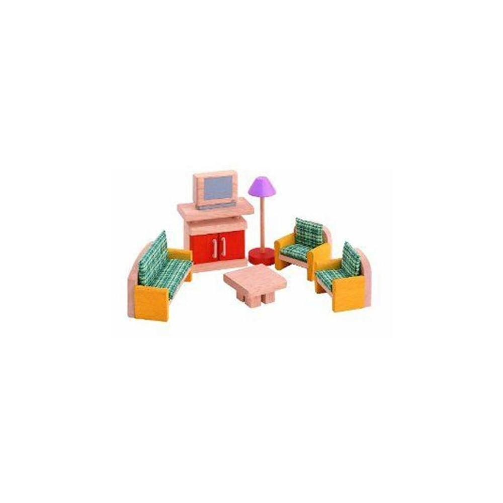 Plan Toys 73071-Living Room-Neo