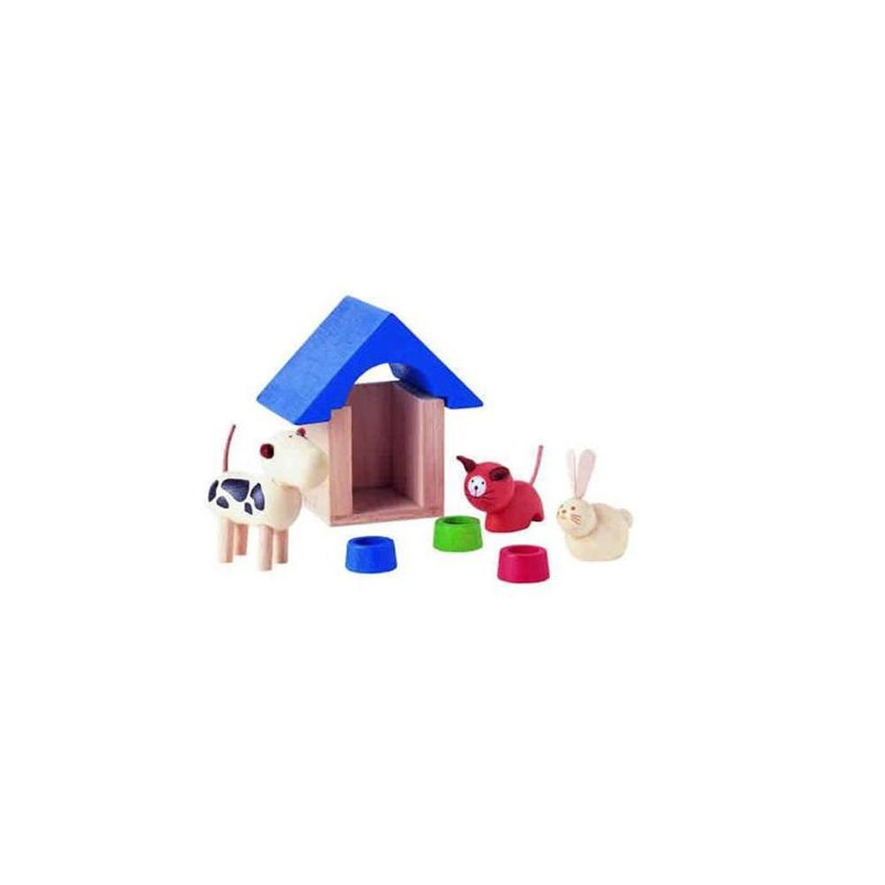 Plan Toys 7314-Pets Accessories
