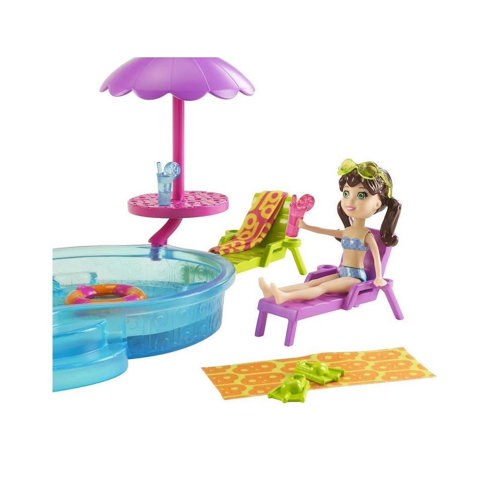 Polly Pocket Shani Model 3 Bebek