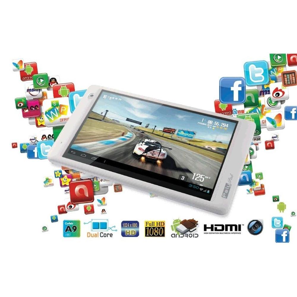 Polypad 7208 HD Tablet PC