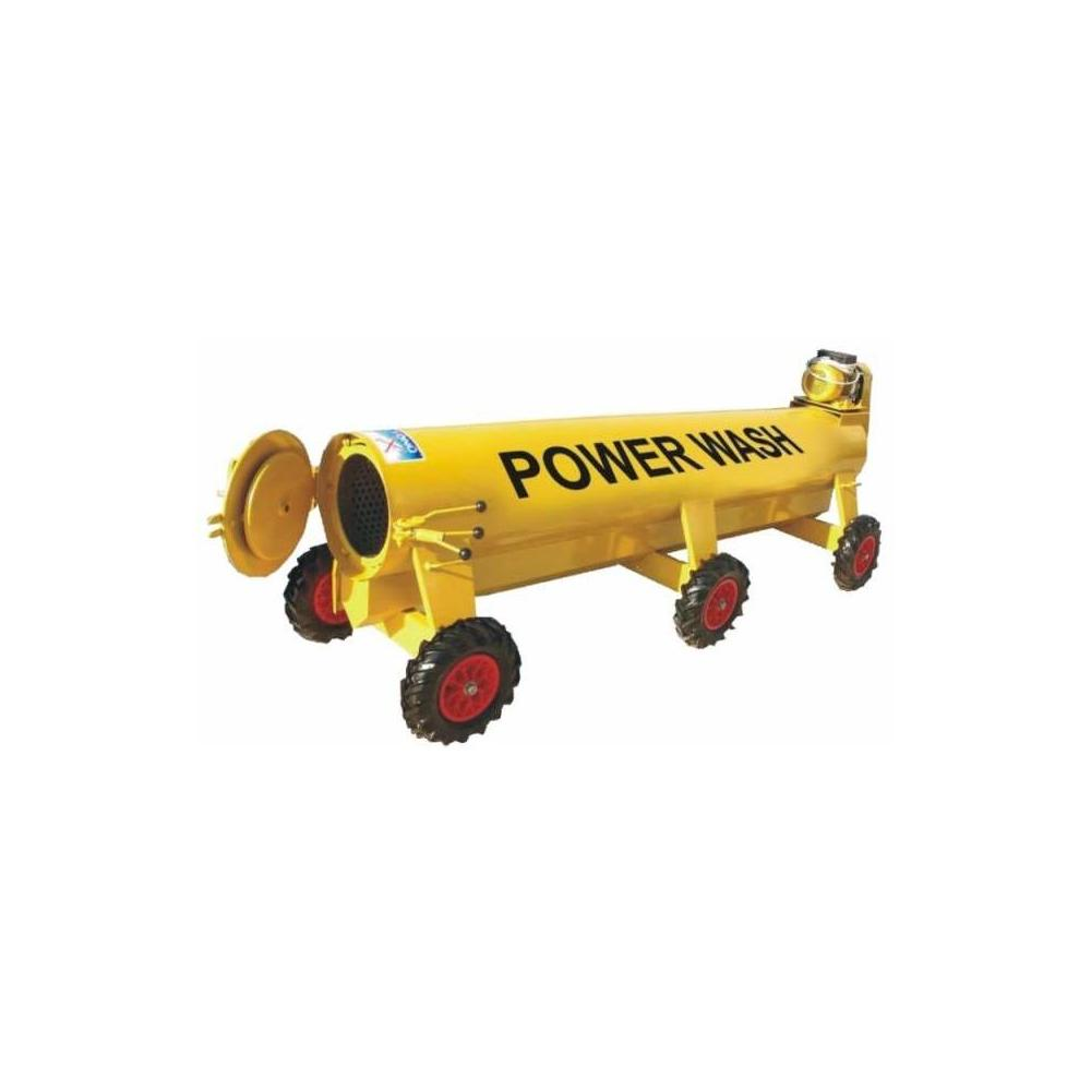 Power Wash Halı Sıkma Makinası (7.5 Hp) RHSM 270-38 - Power Wash 380 V
