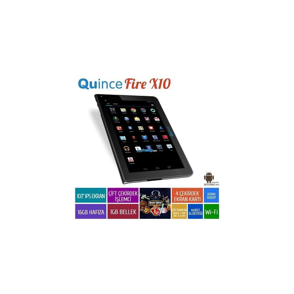 Quince Fire X10 Tablet PC