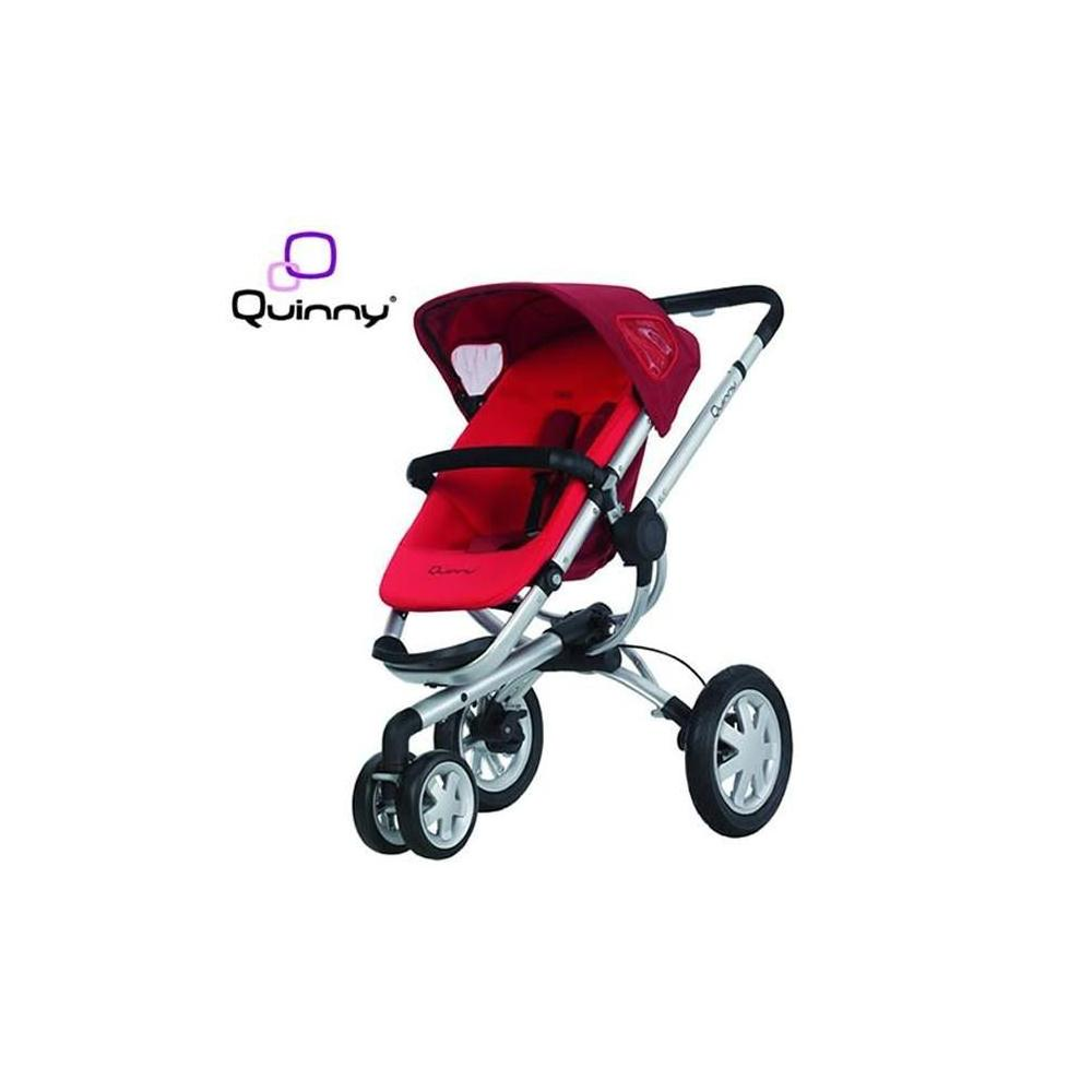 Quinny Buzz 3 Rebel Red Bebek Arabası
