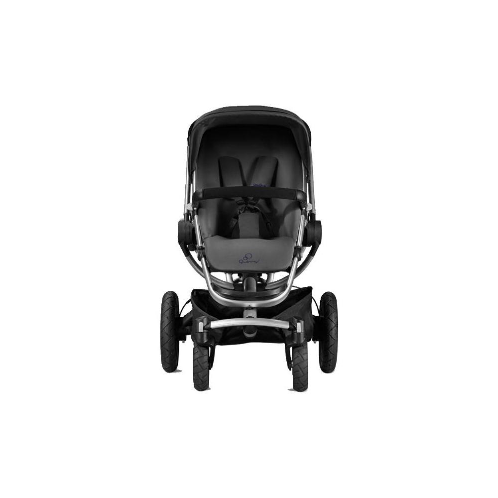 Quinny Buzz Extra 4 Rocking Black Bebek Arabası