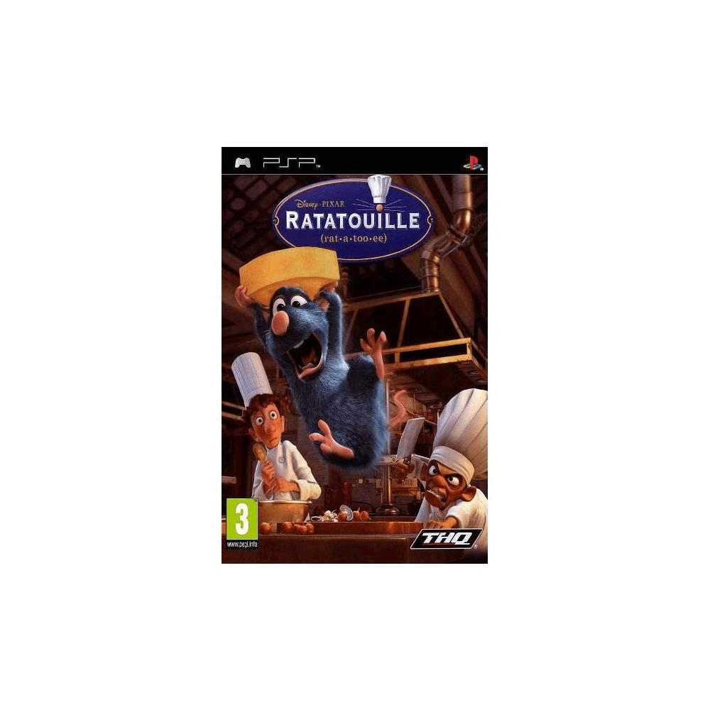 Ratatouille Essentials PSP