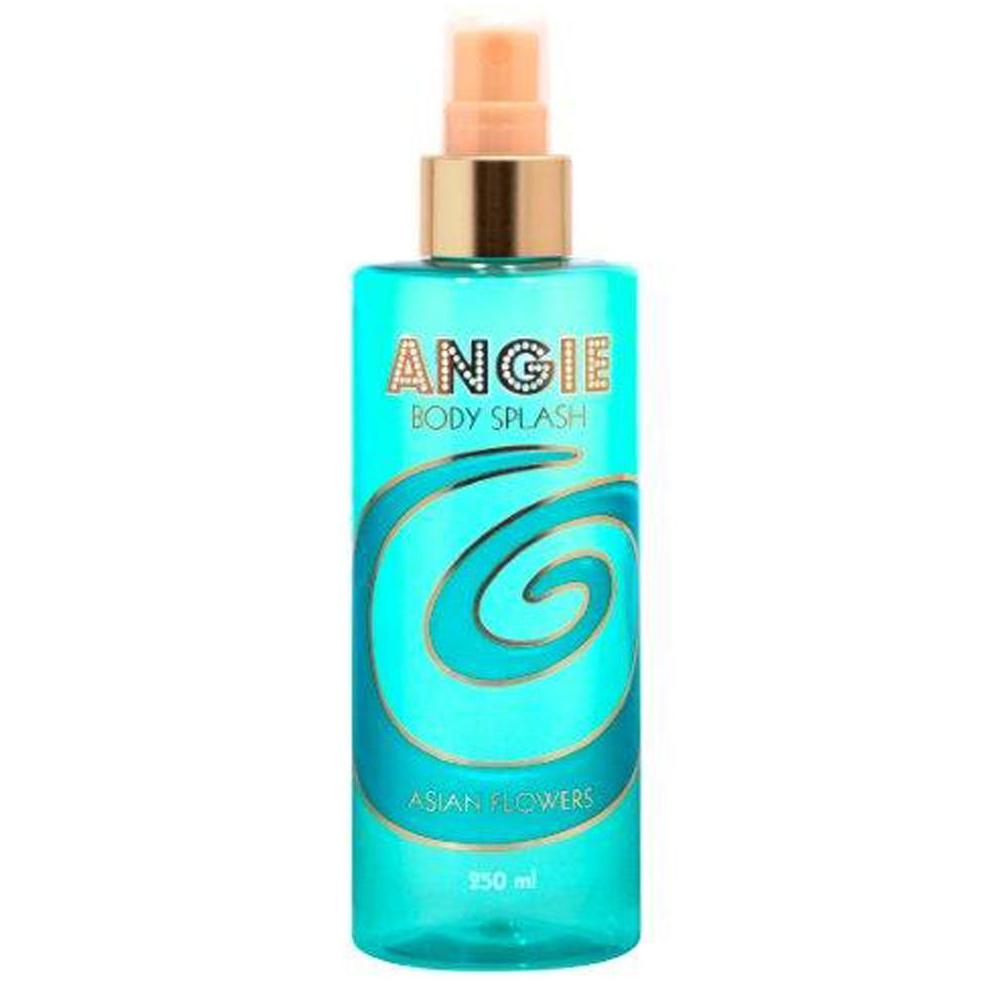 Rebul Angie Asian Flowers Body Splash 250 ml Bayan Deodorant