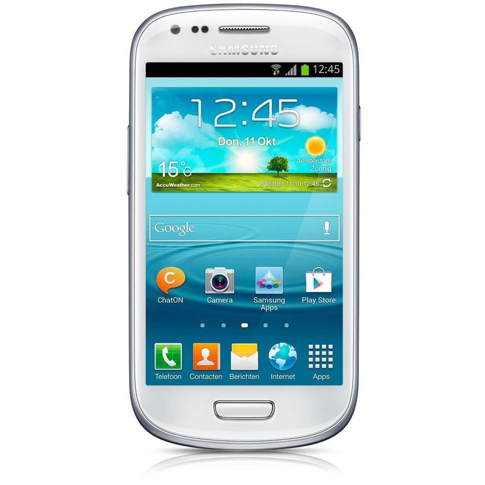 Samsung Galaxy S3 Mini I8200 VE 8GB Beyaz