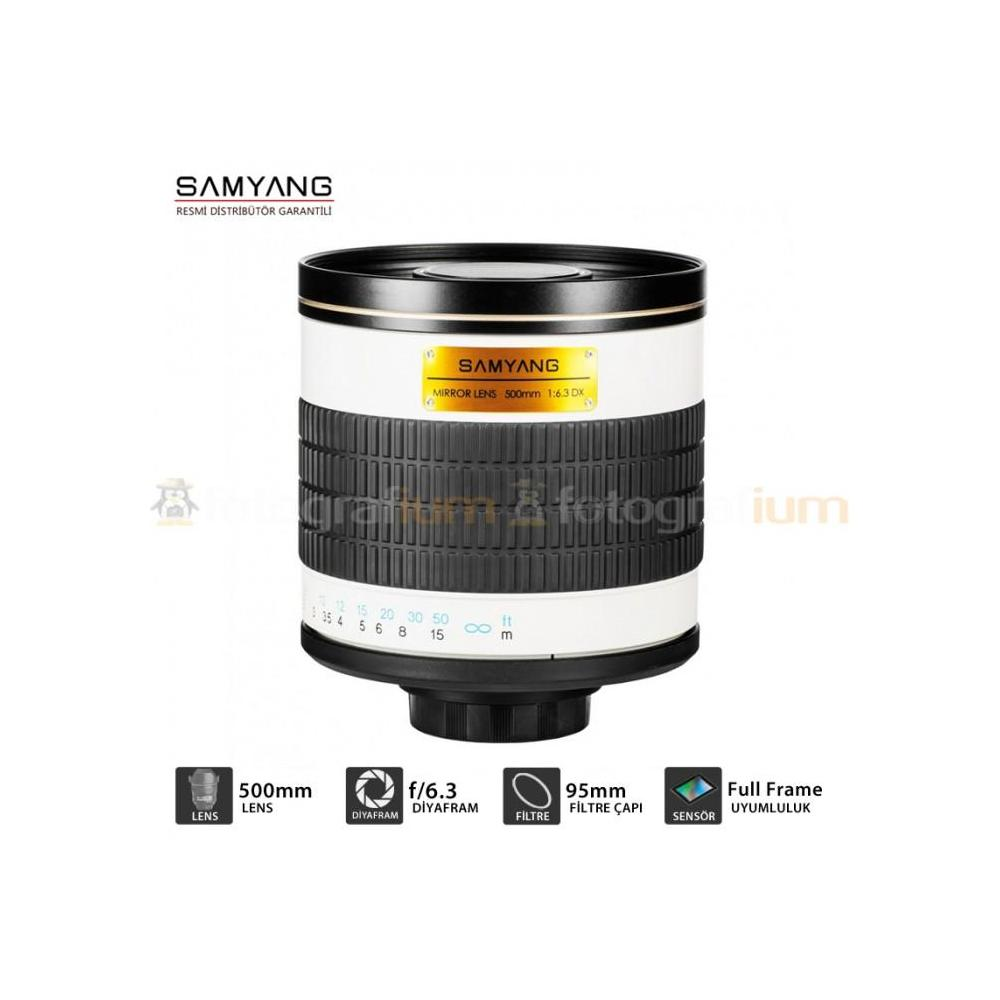 Samyang 500mm F/6.3 Preset If Mc Lens