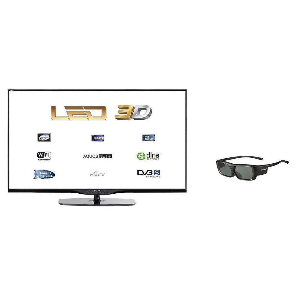 Sharp LC-50LE652V LED TV