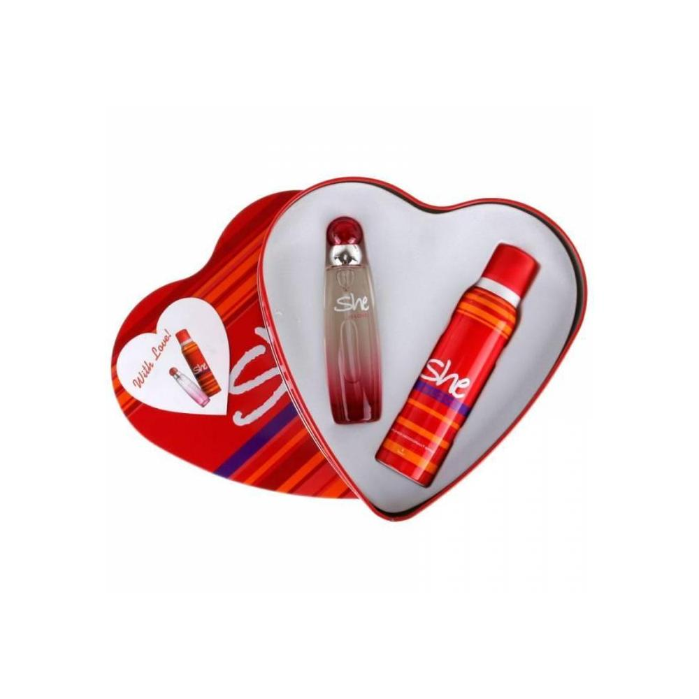 She Is Love EDT 50 ml Bayan Parfümü