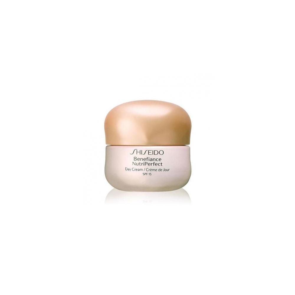 Shiseido Benefiance Nutri Perfect Day Cream 50 ml Koruyucu Güçlendirici Gündüz Kremi