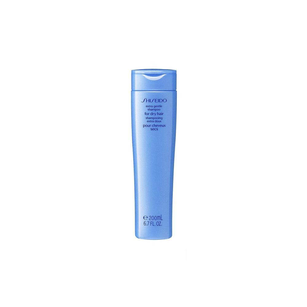 Shiseido Extra Gentle For Dry Hair Shampoo