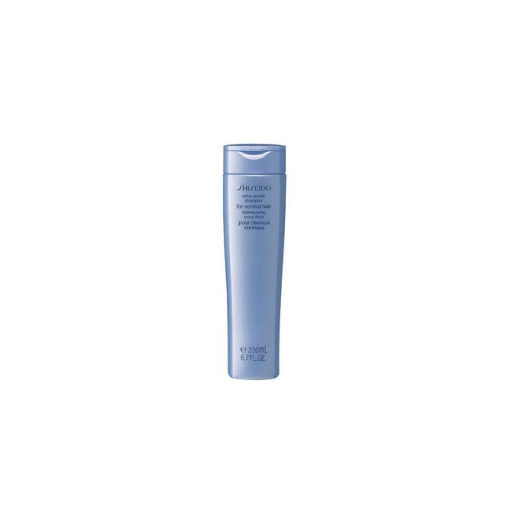 Shiseido Hair Care Extra Gentle For Normal Hair 200 Ml Shampoo