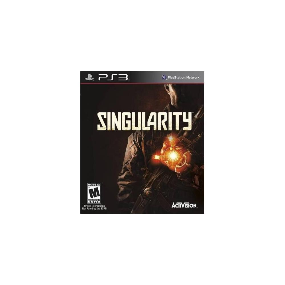 Singularity PS3 Oyunu