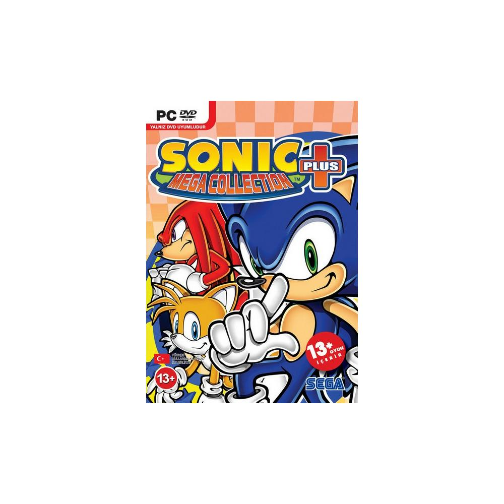 Sonic Mega Collection PC Oyunu