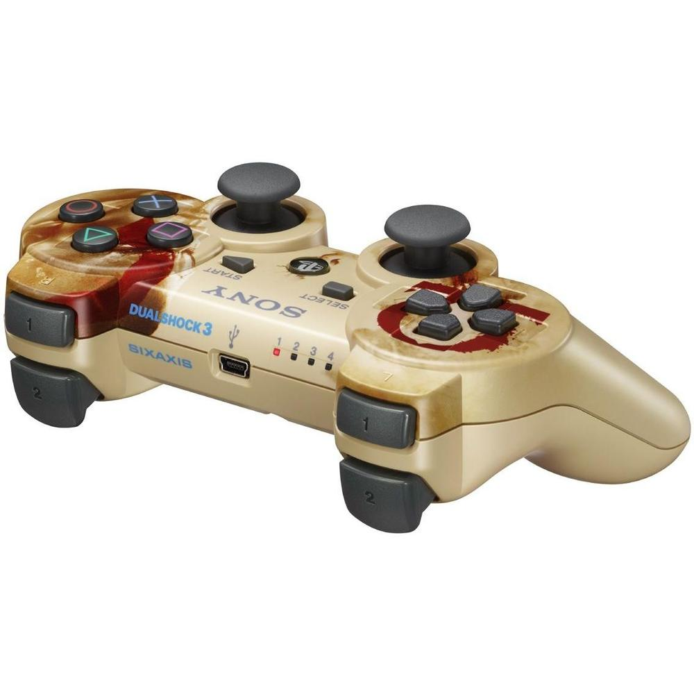 Sony Ps3 God Of War Edition Dualshock
