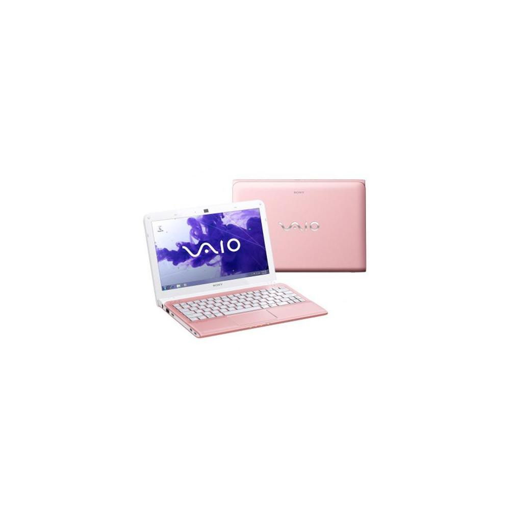 Sony Vaio SVE-1111M1E Pembe Laptop / Notebook