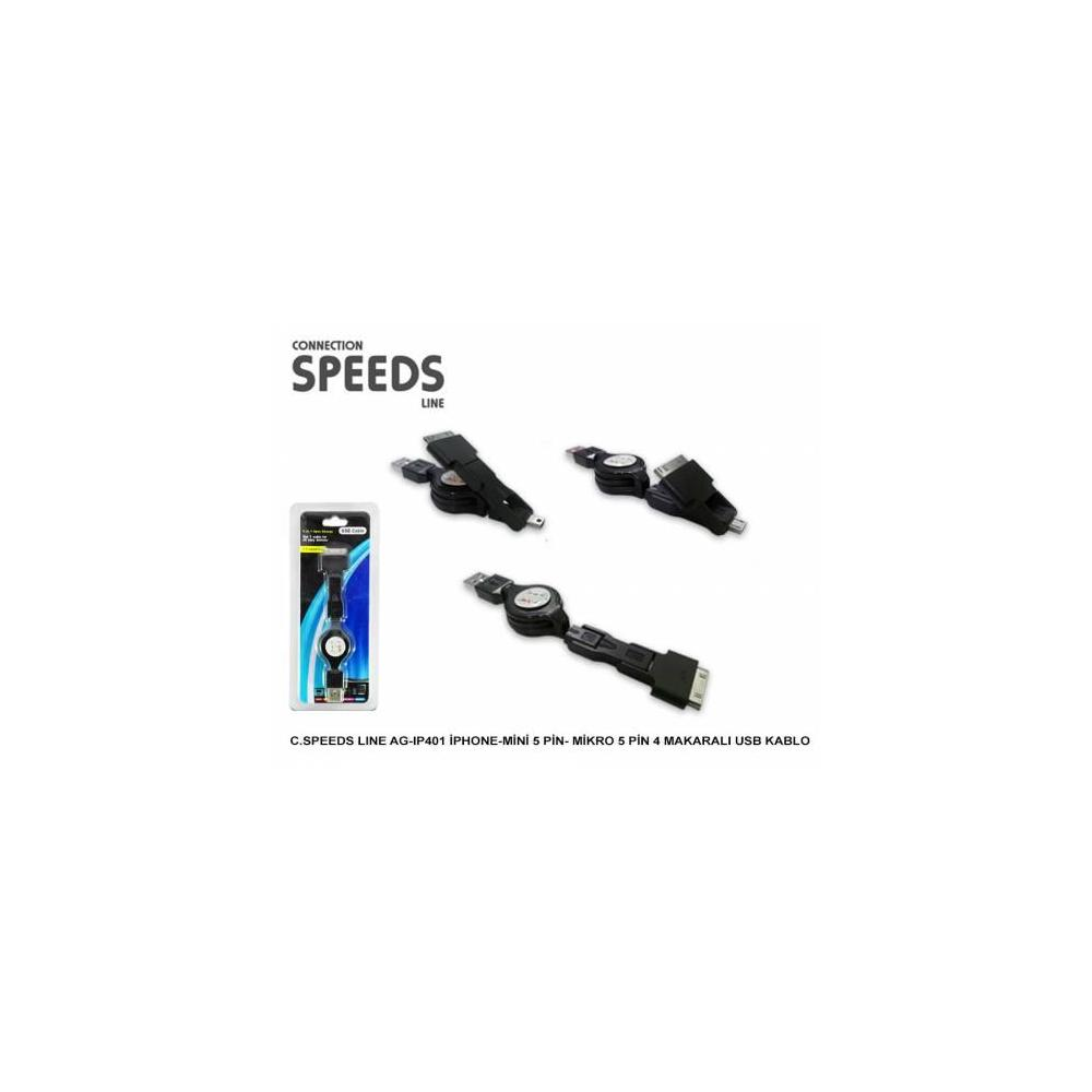 Speeds AG-IP401 Usb Kablo