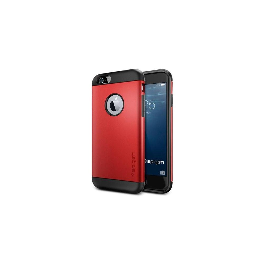 Spigen SGP SGP10956 Slim Armor Series Electric Red iPhone 6 Kılıfı