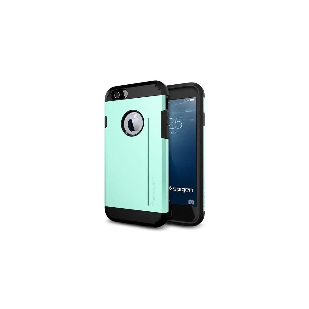Spigen SGP SGP11042 Tough Armor S Series Mint iPhone 6 Kılıfı