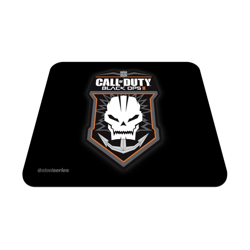 Steelserıes QCK Call Of Duty Black Ops Iı Badge Edition Mouse Pad