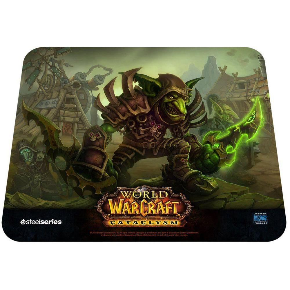Steelserıes QCK Goblin Edition Mouse Pad