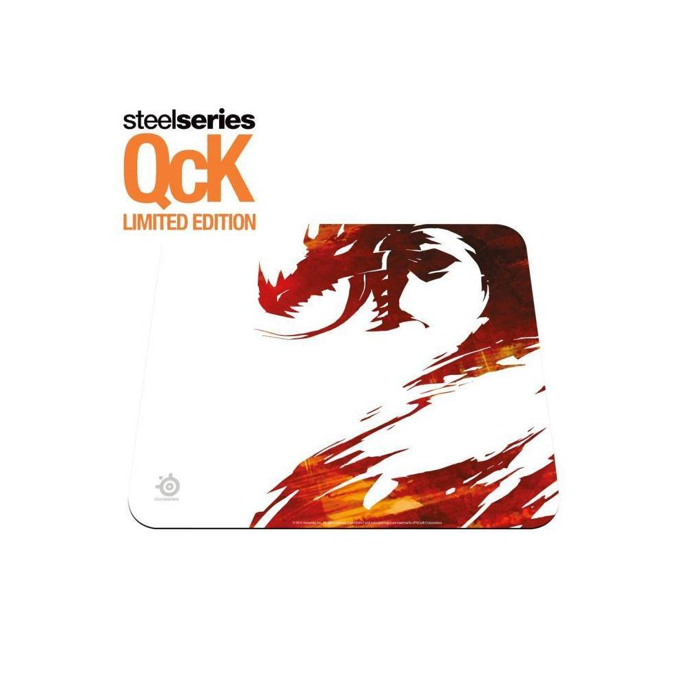 Steelserıes QCK Guild Wars 2 Logo Edition Mouse Pad