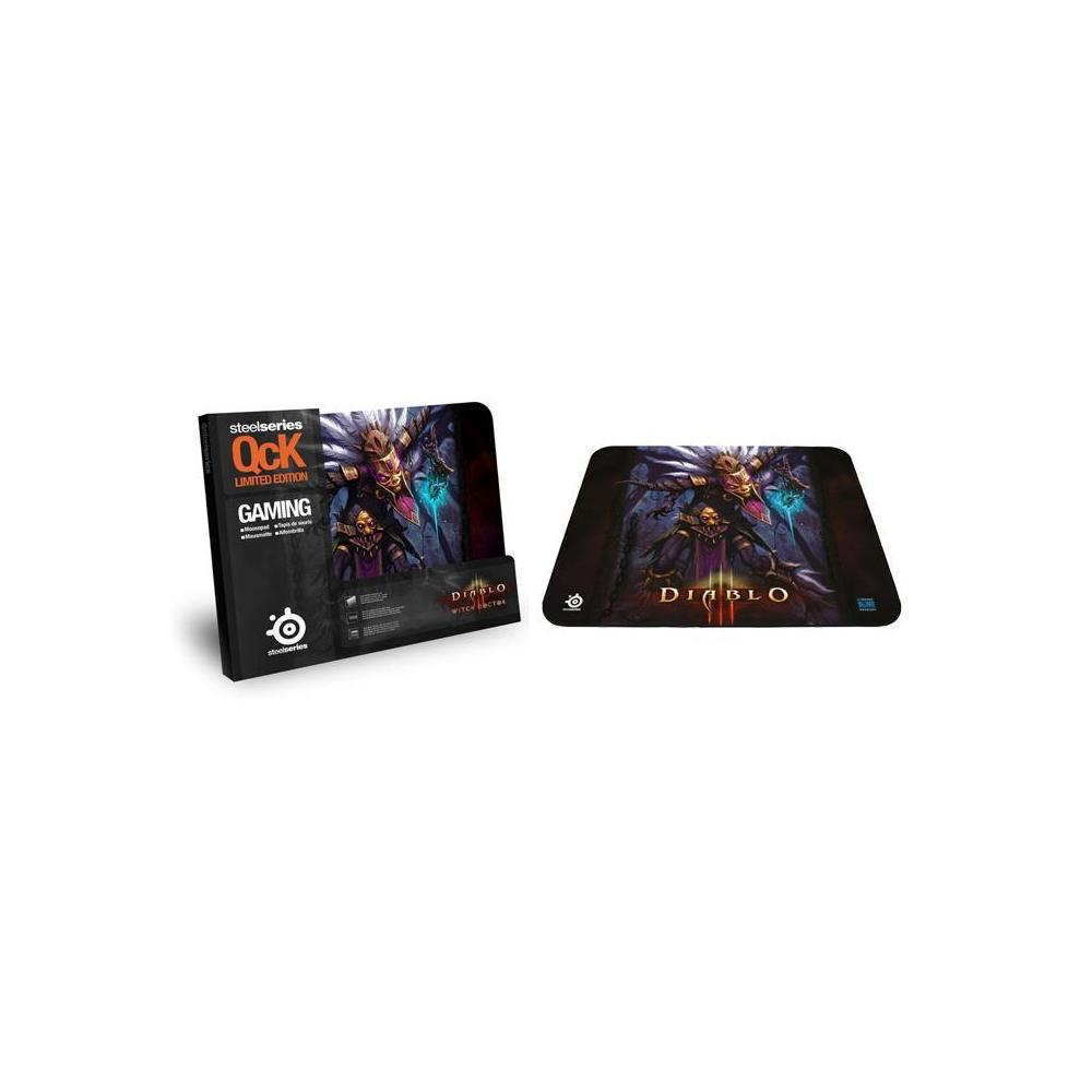 Steelserıes QCK Witch Doctor Edition Mouse Pad