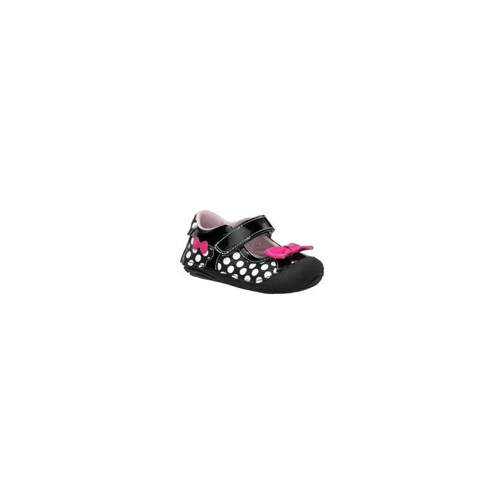 Stride Rite SRT Soft Motion Minnie Mouse Siyah