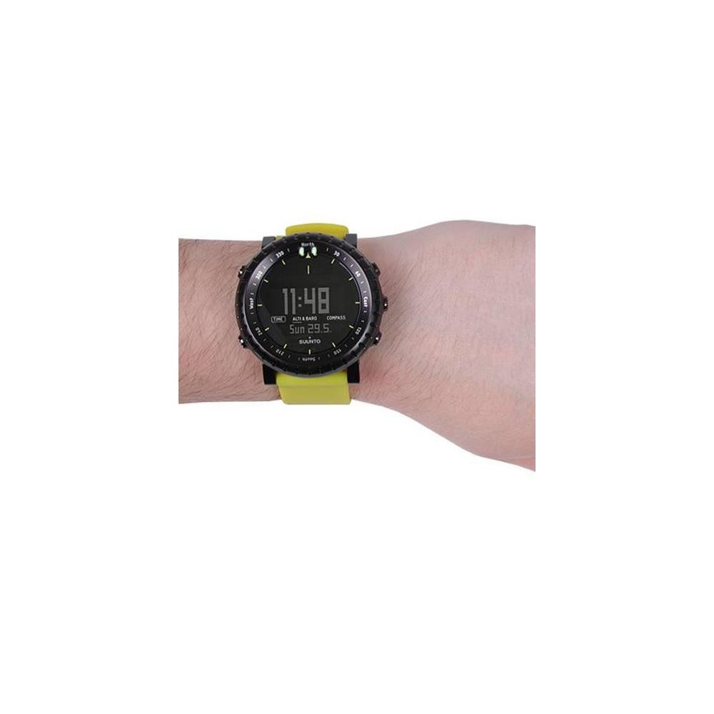 Suunto Core Yellow Crush Spor Saat