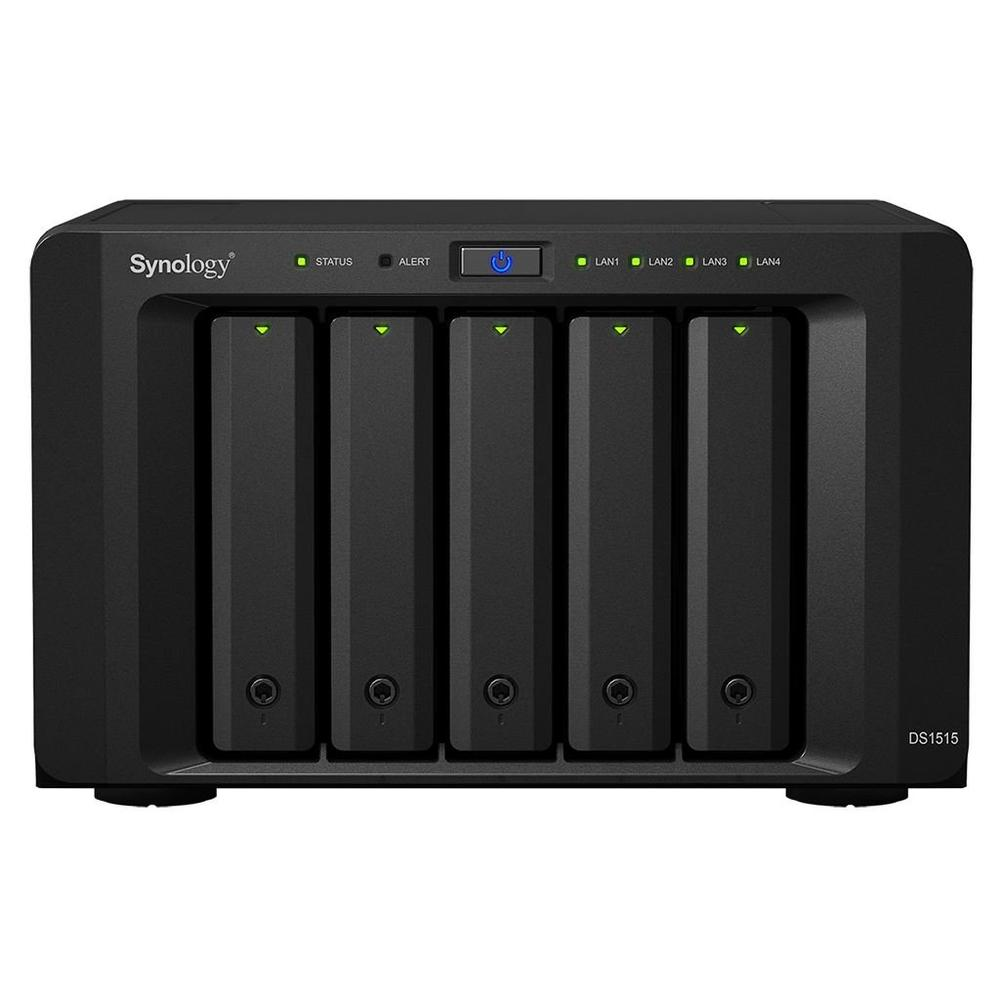 Synology Disk Station DS1515 5-Bay NAS Server