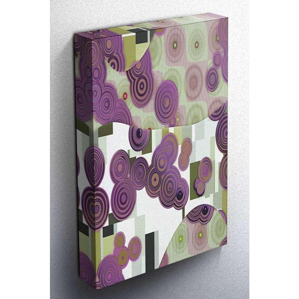Tabloshop Abstract Graphic Kanvas Tablo