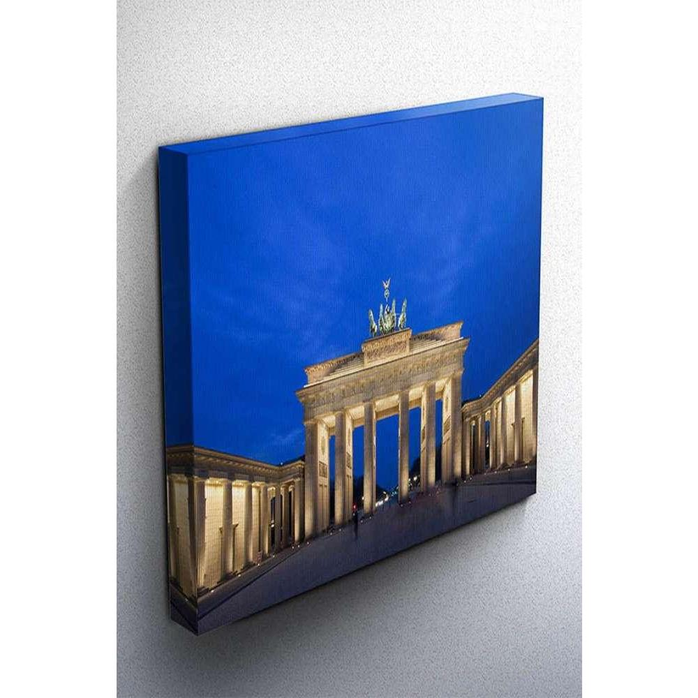 Tabloshop Brandenburg Gate In Berlin Kanvas Tablo