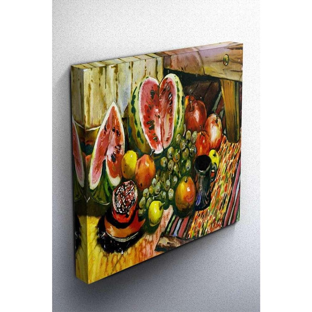 Tabloshop Fruit Still-Life Kanvas Tablo