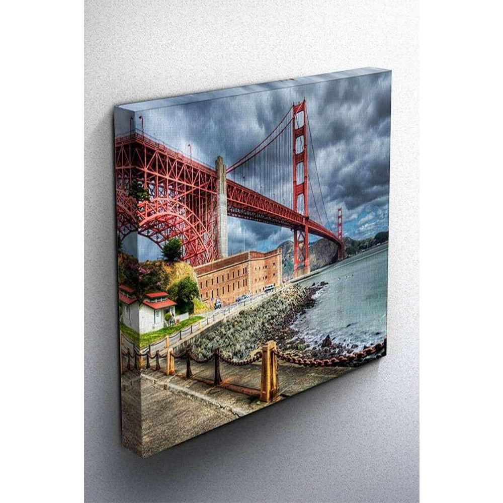 Tabloshop Golden Gate Bridge Kanvas Tablo