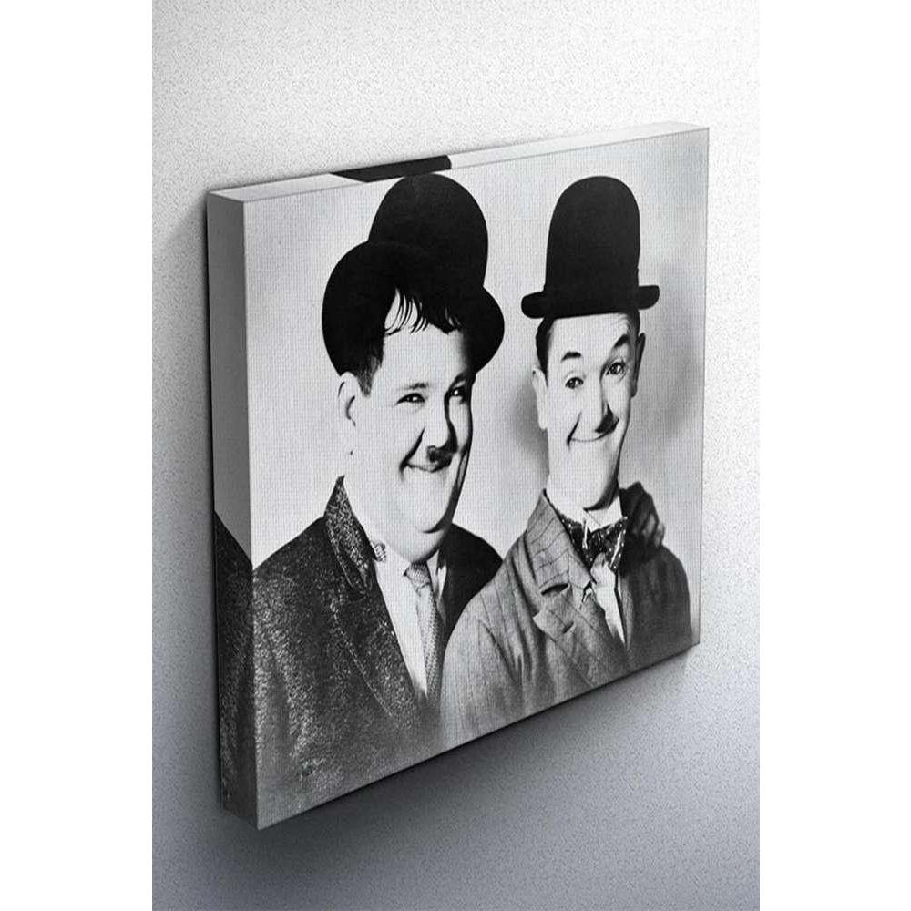 Tabloshop Laurel & Hardy Kanvas Tablo