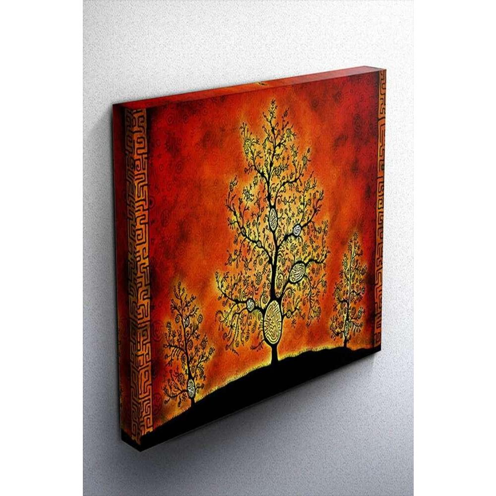 Tabloshop Mind Tree Kanvas Tablo