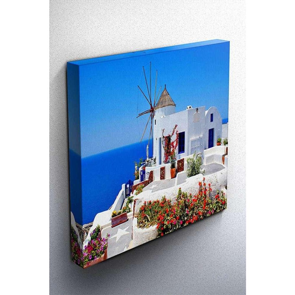 Tabloshop Santorini III Kanvas Tablo