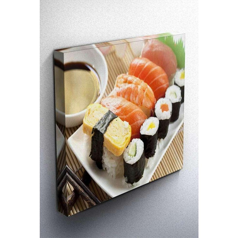 Tabloshop Sushi Kanvas Tablo