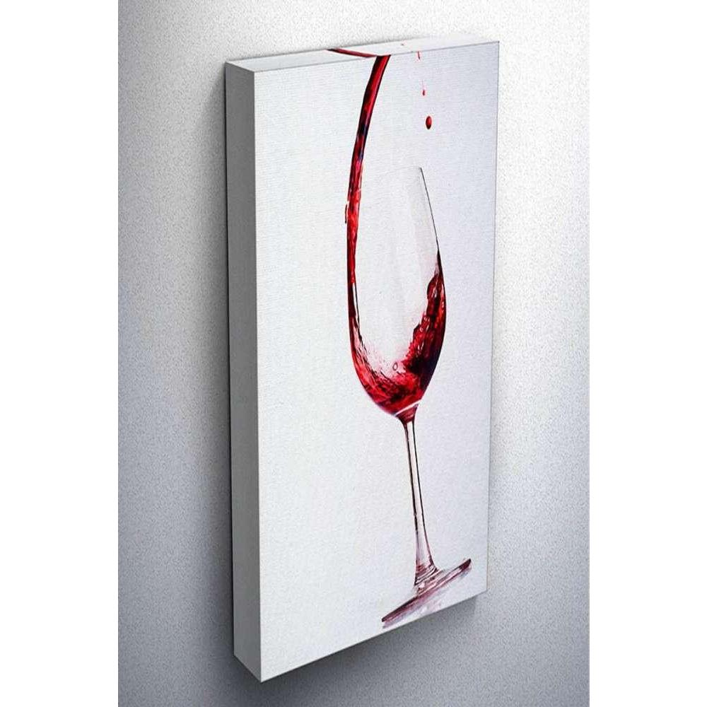 Tabloshop Wine II Kanvas Tablo
