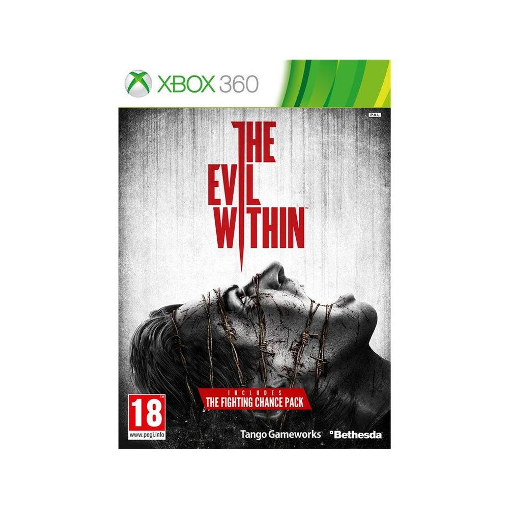 The Evil Within Standard Edition Incl The Fighting Chance XBox 360