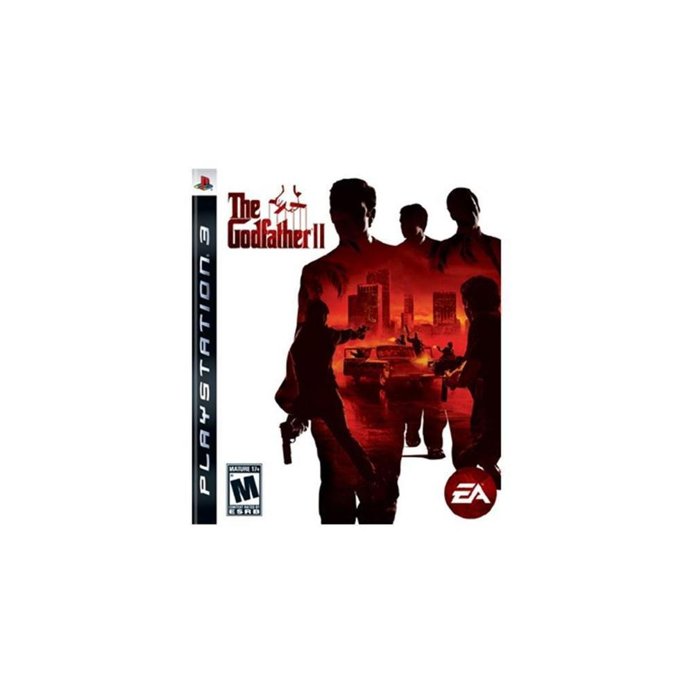 The Godfather 2 PS3 Oyunu
