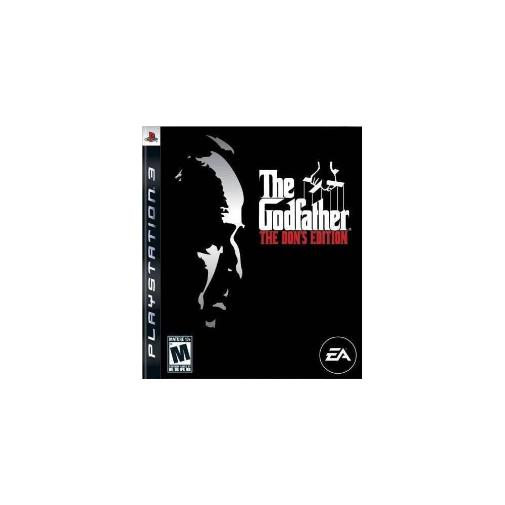 The Godfather The Don's Edition PS3 Oyunu